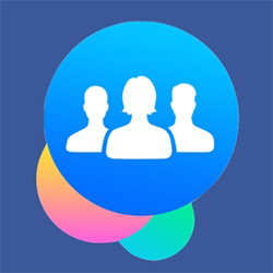 new facebook groups app