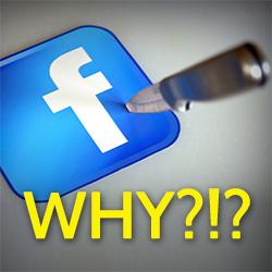 copyblogger leaving facebook