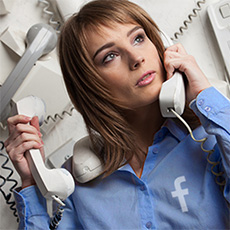 how to contact facebook and get support