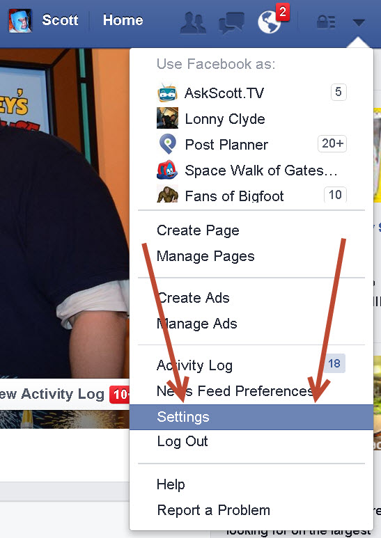 how to delete your name from a comment on facebook