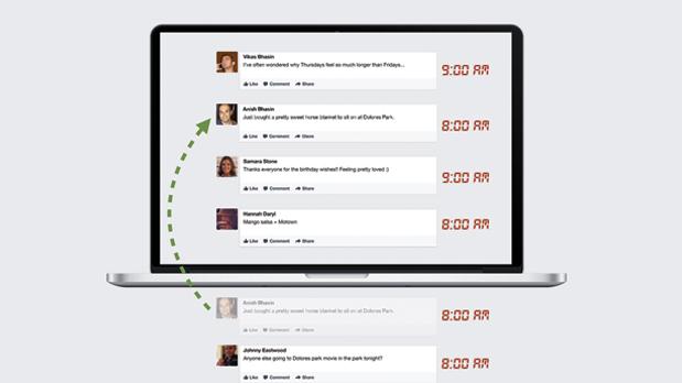 news feed algorithm