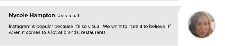 ViralChat Instagram for business