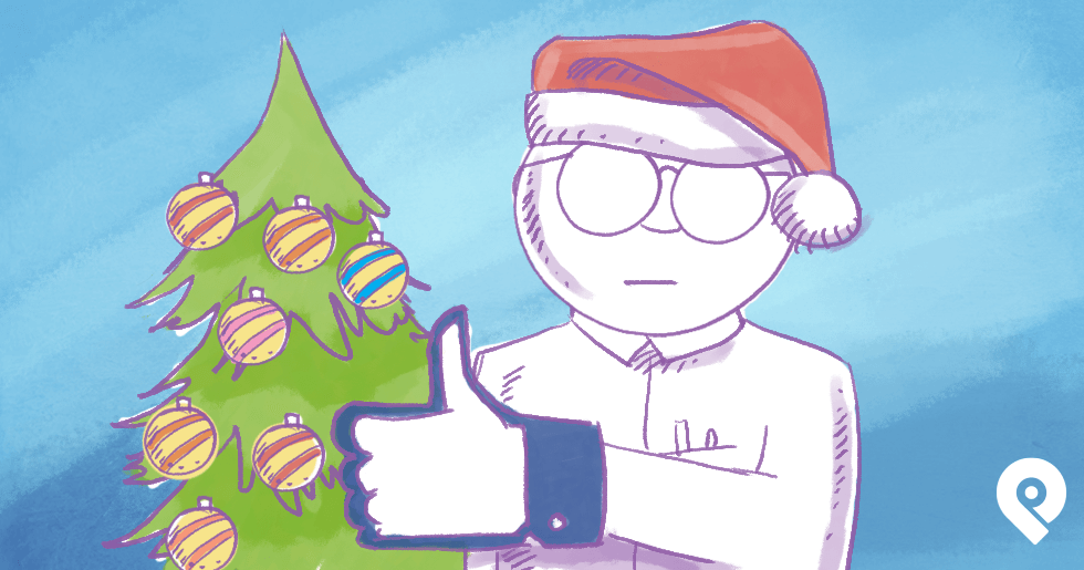 5 Holiday Hacks to SPIKE Your Facebook Fan Count (Santa Approved!)