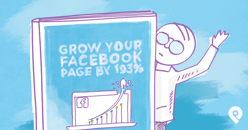 Case Study: How to Grow Your Facebook Page by 193% [Ebook]