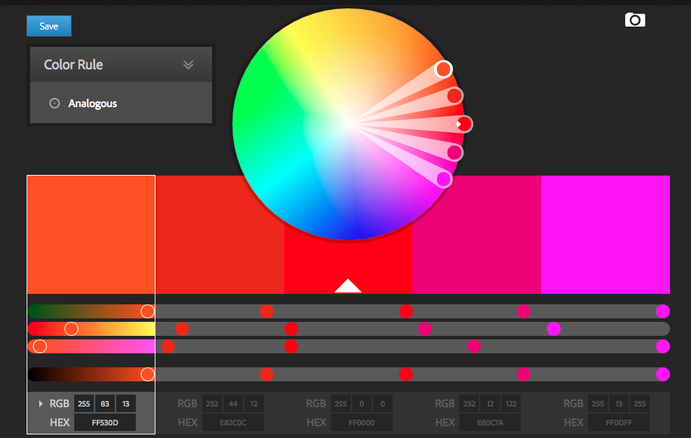 Getting the right color for graphics