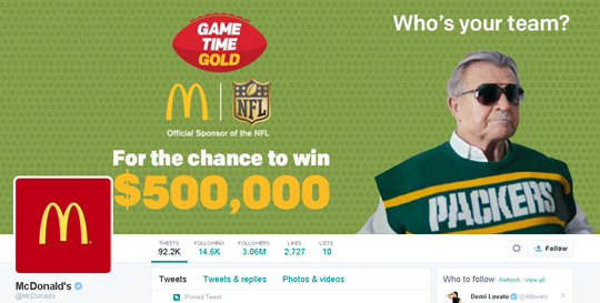 cc8da0d4549 19 Best Examples of How Top Brands Use Twitter