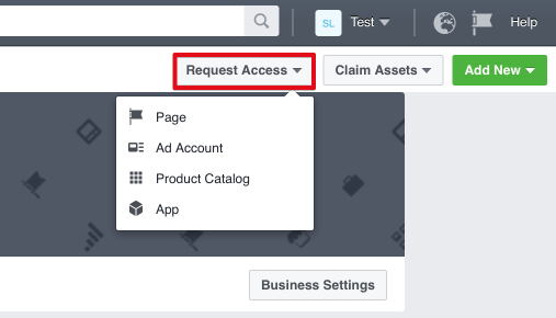 how to change name in facebook business manager