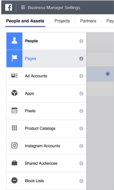 how to create business manager in facebook