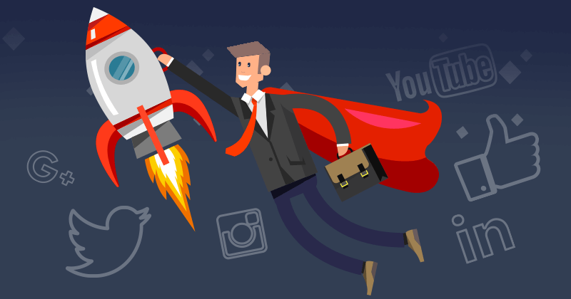 How to Choose the Best Social Networks for Your Startup