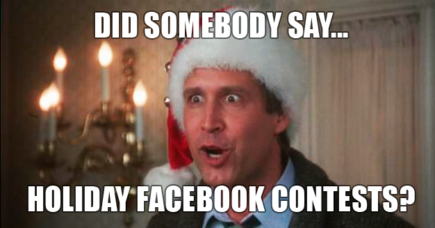 12 Holiday Facebook Contest Ideas You Should Run THIS WEEK!