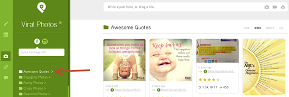 Viral Quote Ideas for Your Facebook Page - Post Planner Tool 2