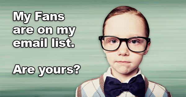 5 Smarty-Pants Ways to Collect Emails from Facebook Fans
