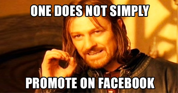 """5 Ways to Promote on Facebook Without Being """"Overly Promotional"""""""