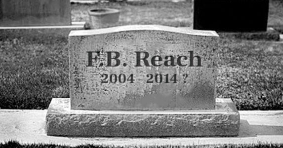 Facebook Reach isn't Dead! Your Facebook Marketing Strategy Sucks!