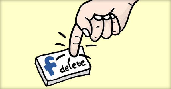 "Here's My Answer When I'm Asked ""How Do I Delete My Facebook Page?"""