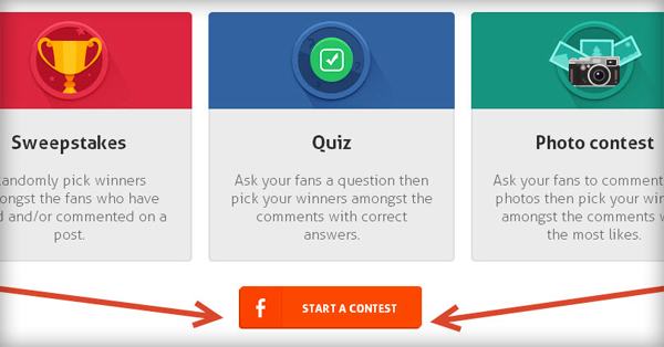 Here's the Easiest Way to Run a Facebook Timeline Contest for FREE