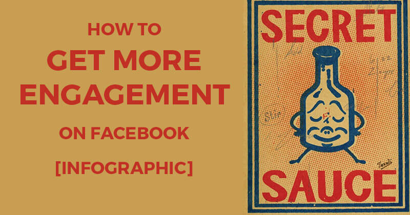 How To Get More Engagement on Facebook [Infographic]