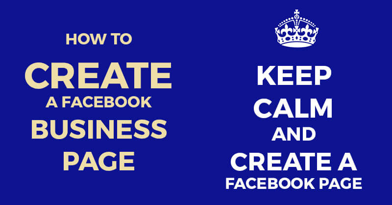 How to Create a Facebook Business Page