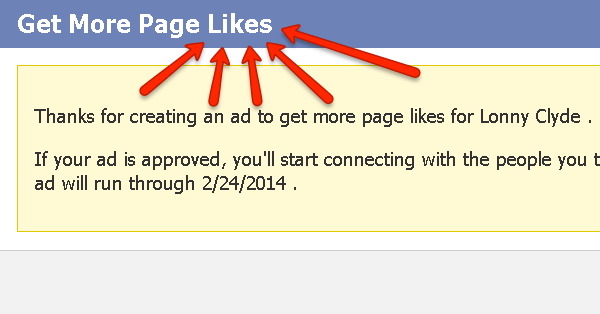 How to Use Promoted Page Ads to Get Tons of New Likes on Facebook