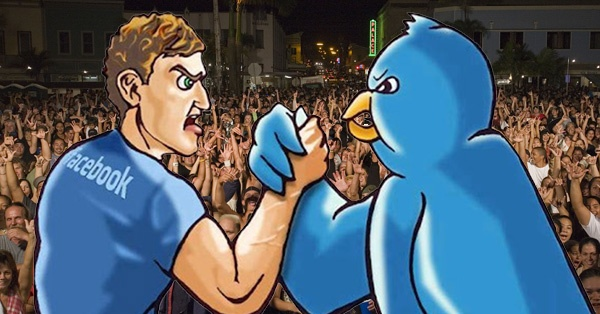 SURVEY: Facebook vs Twitter... Which Do You Prefer?