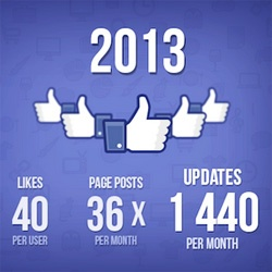 number of Facebook Page Likes