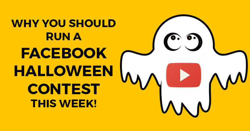 Why You Should Run a Facebook Halloween Contest THIS WEEK!