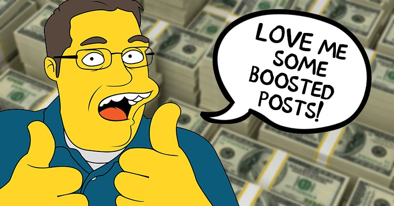"""How the Facebook """"Boost Post"""" Feature Got Me $3200 in Sales off a $65 Ad Spend"""