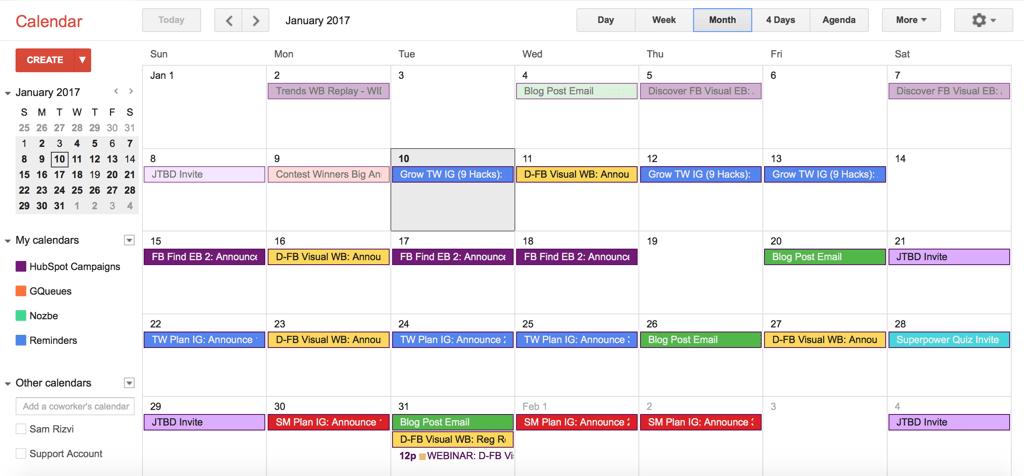 get better Facebook marketing results - calendar.png