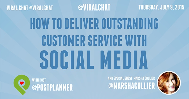 How to Deliver Outstanding Customer Service with Social Media