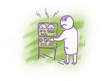 scientist-machine