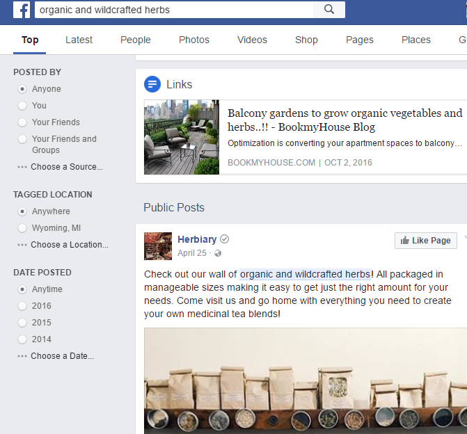 Optimize Facebook Page   Png