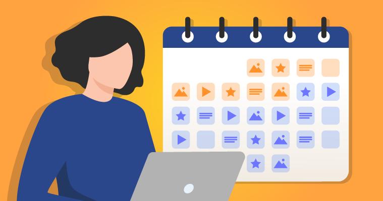 Social Media Calendar Template: Beginner's Guide + Content