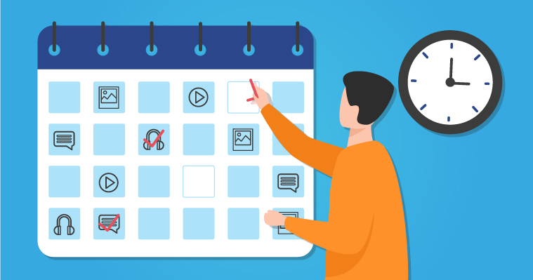 How to Make the Best Social Media Posting Schedule