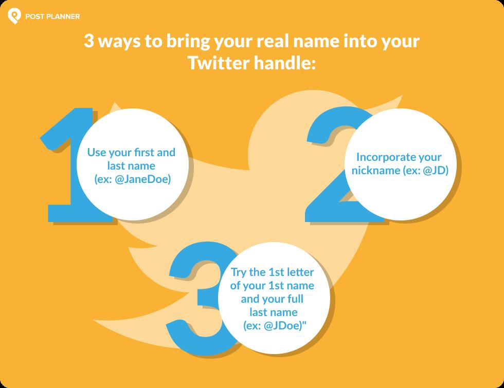 twitter username ideas 2