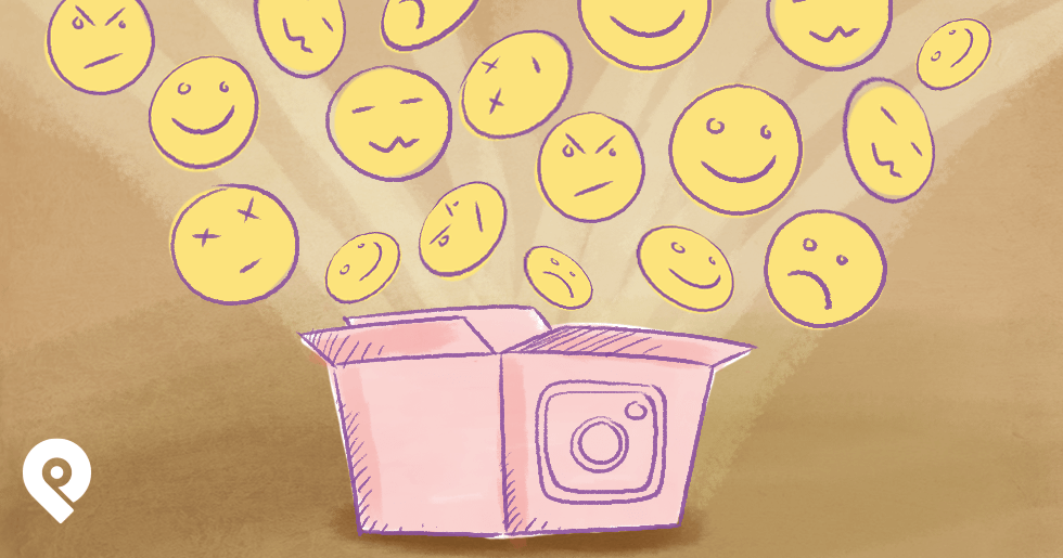 6 Ways to Tap Into the Power of Emojis on Instagram (follow these examples!)