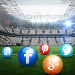 building a social media community