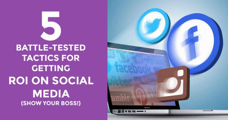 ROI-on-social-media