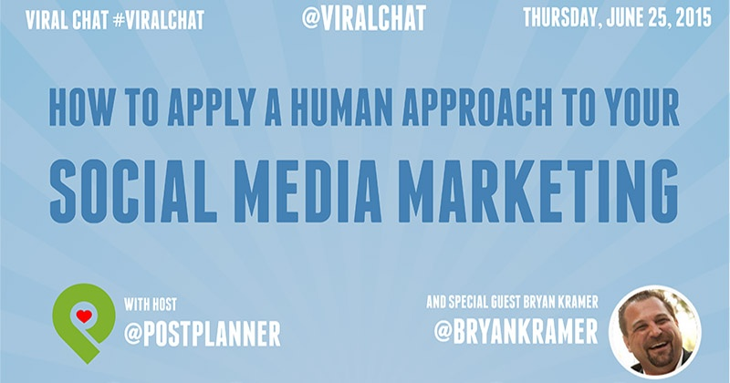 How to Apply a Human Approach to Your Social Media Marketing