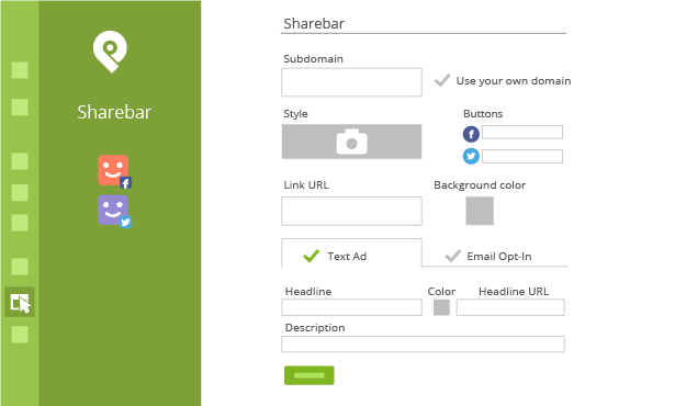 How to Setup Your Sharebar Inside Post Planner