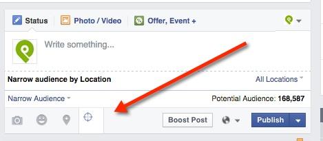 Facebook Engagement Hacks: Targeting 1