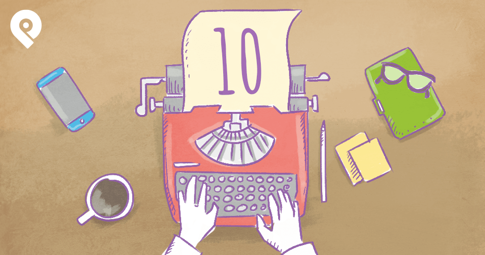 10 Unexpected Lessons I Learned While Writing 4,100 Blog Posts