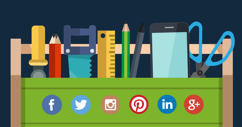 13 Must-Have Marketing Tools for Engaging Facebook Images [Infographic]