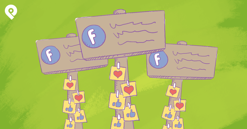 3 Kinds of Facebook Posts that Get Crazy Likes and Comments