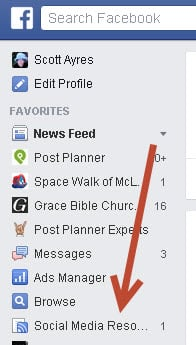 Hidden Facebook Features