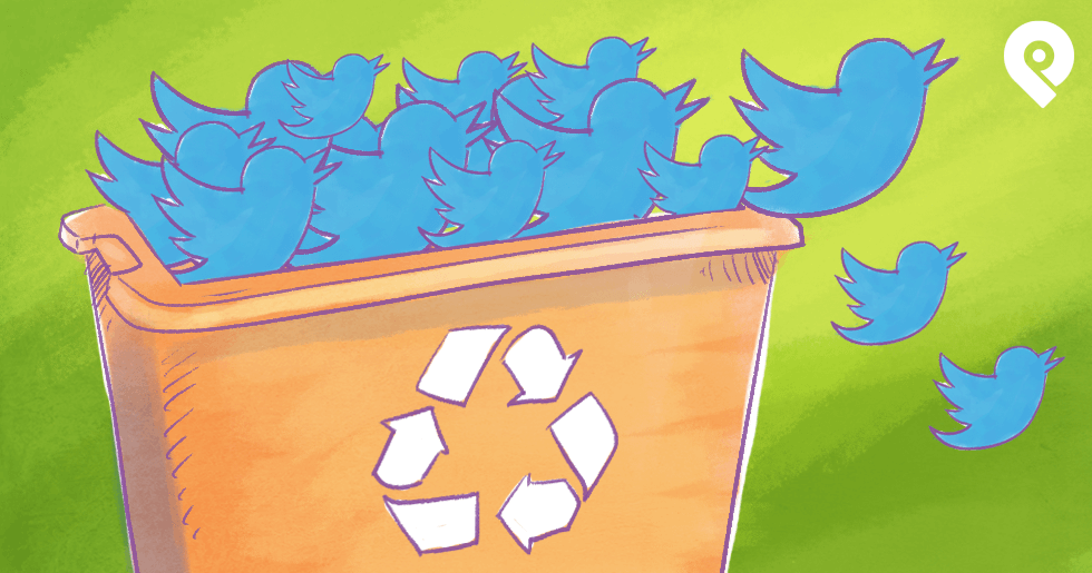 Here's How to STOP Letting Your Tweets Go to Waste (and START Recycling Them!)