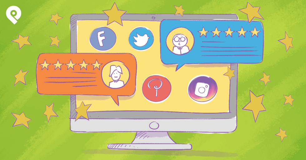 How to Use Social Media to Bring In More Customer Reviews