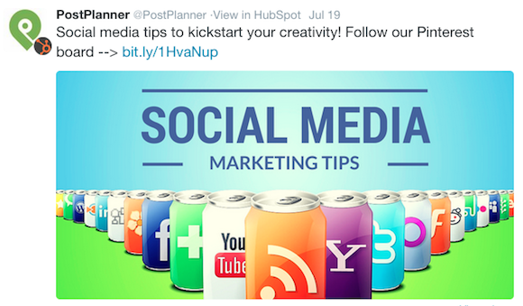 how to cross promote on social media