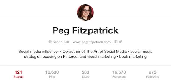 Peg Fitzpatrick on Pinterest