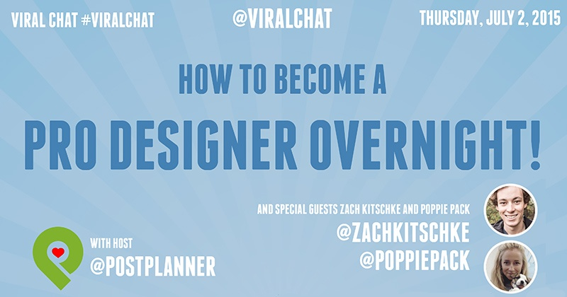 How to become a pro designer overnight (graphic)
