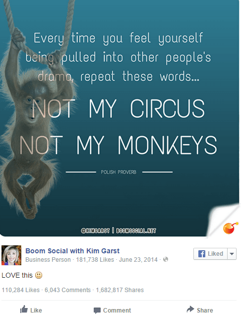 Viral Quote Ideas for Your Facebook Page - 3